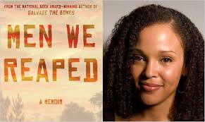 jesmyn ward & book cover